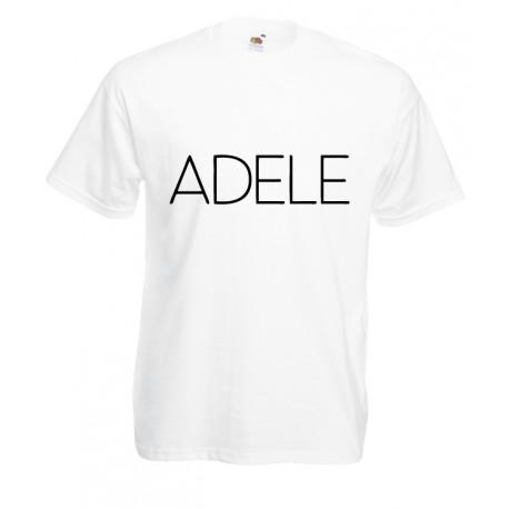 Camiseta Adele