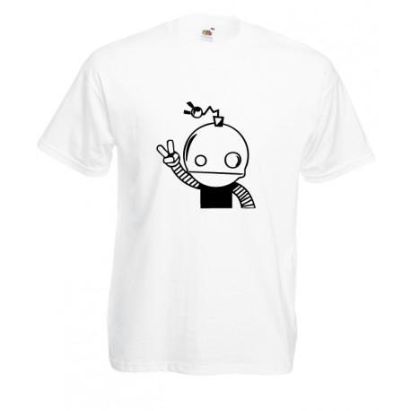 Camiseta extraterrestre
