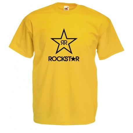 Camiseta Rockstar