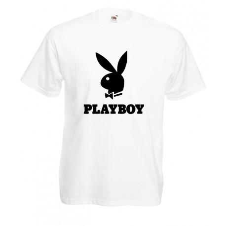 Camiseta Playboy texto
