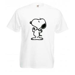 Camiseta Snoopy fuerte