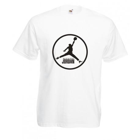 Camiseta Michael Jordan circulo