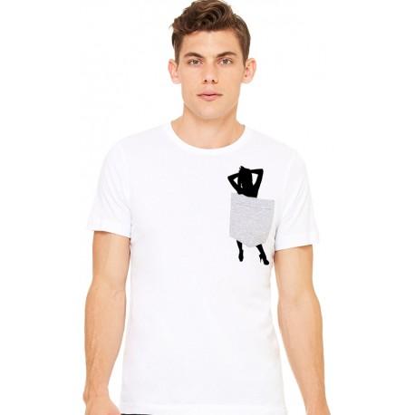 Camiseta chica sexy