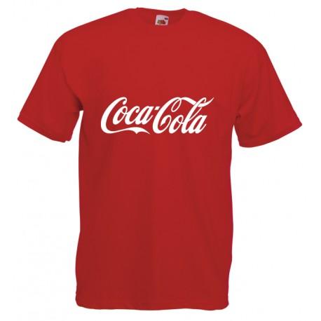 Camiseta Coca Cola