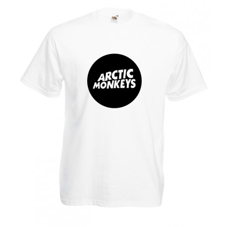 Camiseta Arctic Monkeys logo
