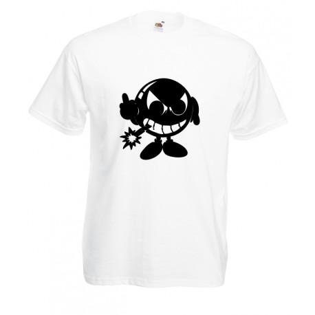 Camiseta bomba mecha