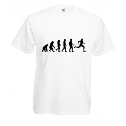 Camiseta evolución running