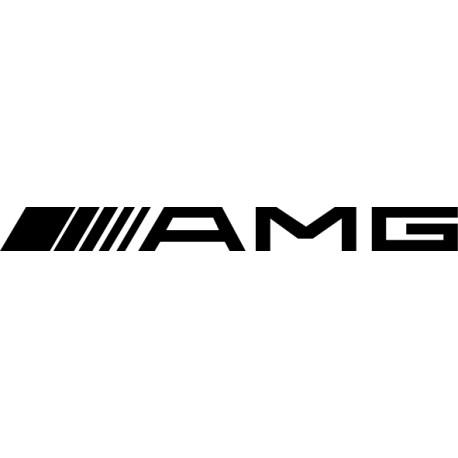 Pegatina AMG