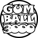 Adhesivo Gumball 3000