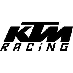 Pegatina KTM racing