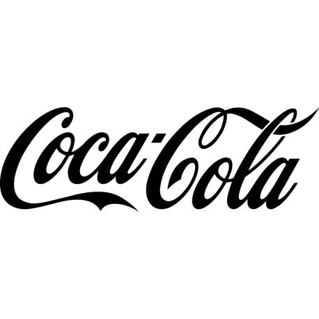 Pegatina Coca Cola