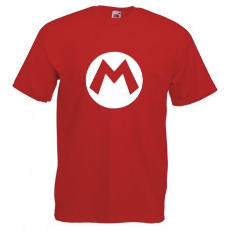 Camiseta logo Mario
