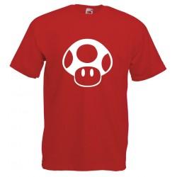Camiseta seta Mario