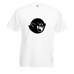 Camiseta Boo Mario