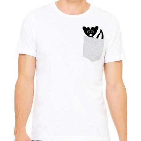 Camiseta bolsillo mofeta