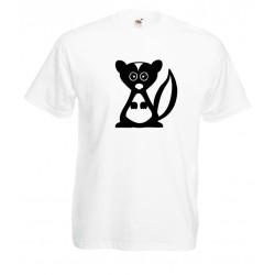 Camiseta mofeta