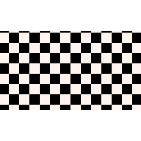 Vinilo pieza de ajedrez o damas - vinilos de juegos