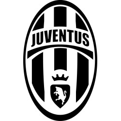 Vinilo escudo Juventus
