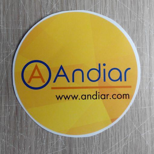 Qué son los vinilos decorativos Vinilo de impresión Andiar