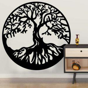 Los vinilos decorativos más vendidos- árbol de la vida