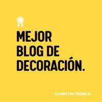 Andiar, mejor blog de decoración